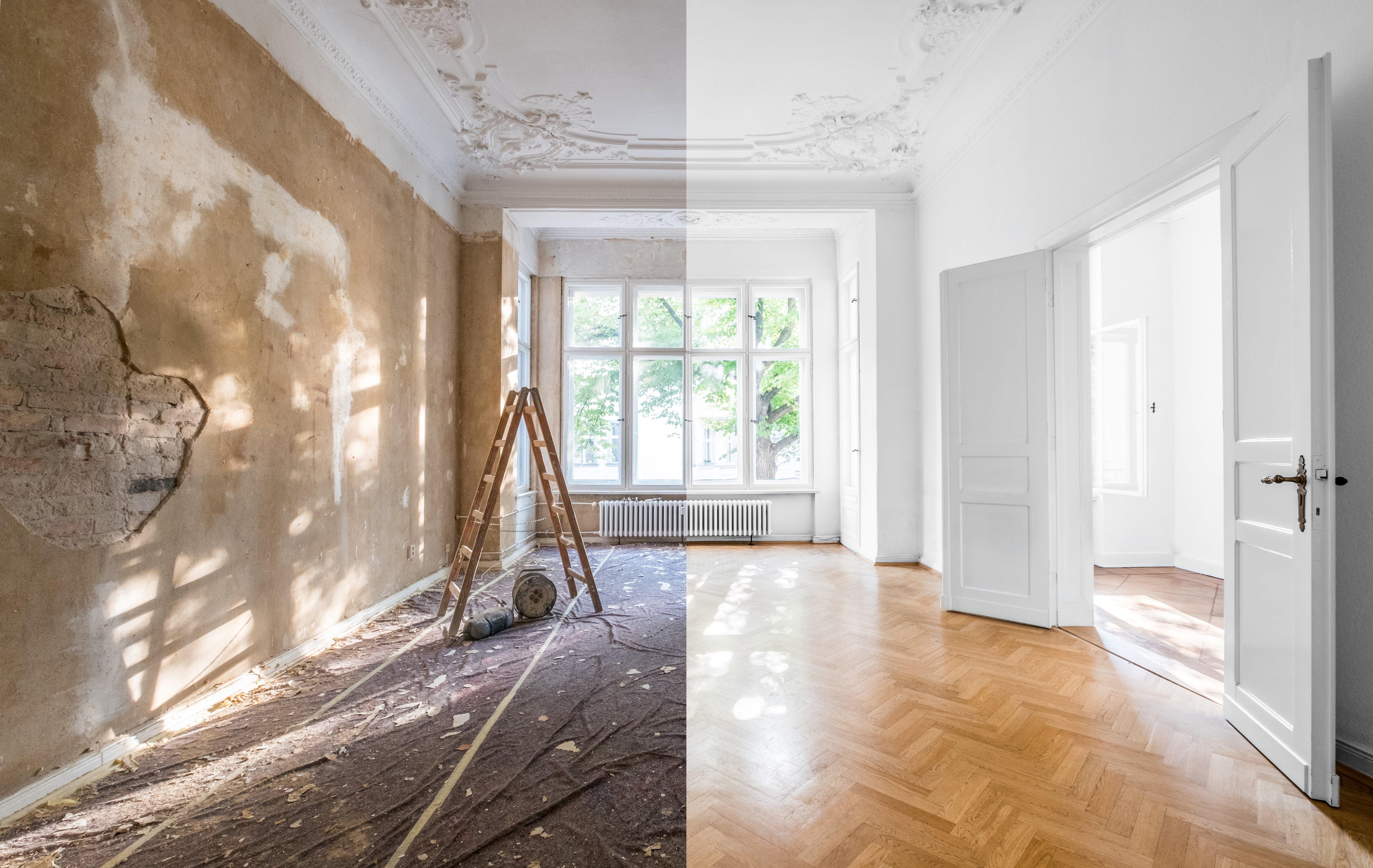 Ristrutturazioni appartamenti Roma e provincia