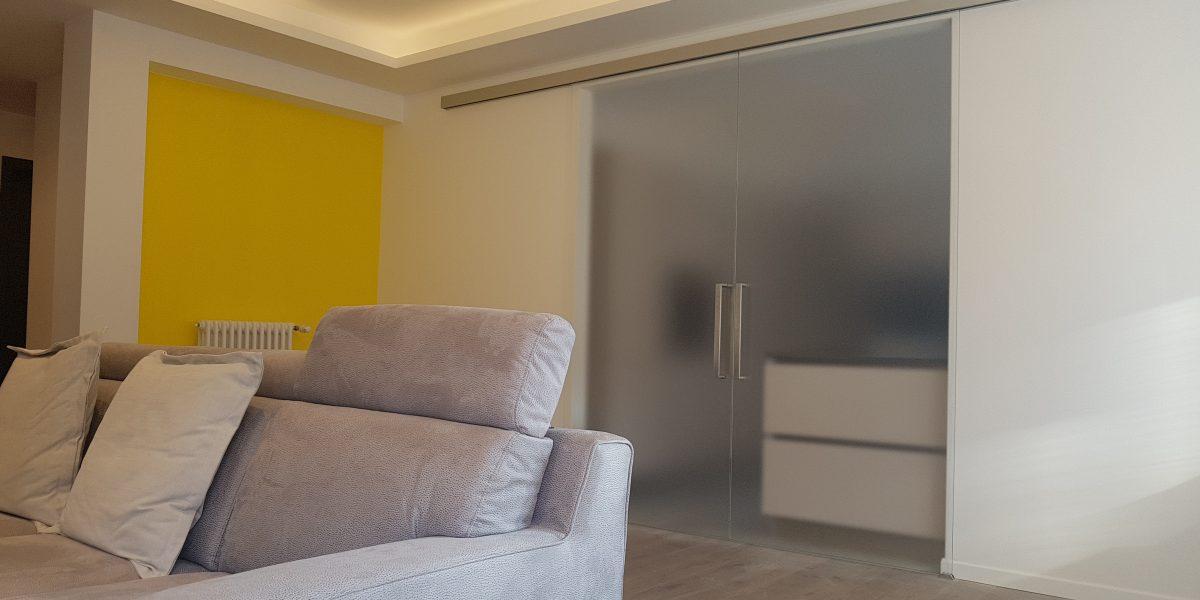 Ristrutturazione completa appartamento Roma nord